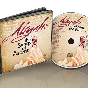 ALIYAH: The Songs Of Ascents CD