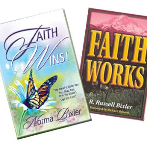 Faith Works/Faith Wins Set!