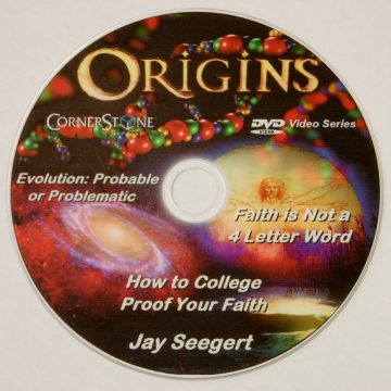 Origins: Your Belief in Creationism Is Sound and Scientifically Supportable!