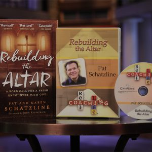 Rebuilding the Altar DVD & Book Package