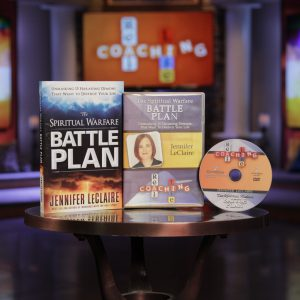 The Spiritual Warfare Battle Plan (DVD & Book Set)