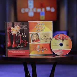 Pass the Joy, Please! DVD & Book Set