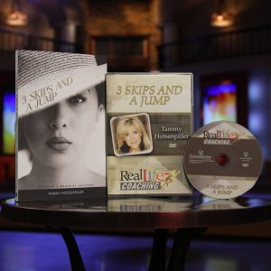 3 Skips and a Jump to Becoming a Woman of Influence DVD & Book Set