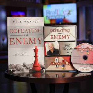 Defeating the Enemy DVD & Book Set