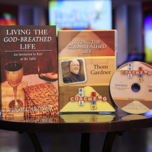 Living the God-Breathed Life DVD & Book Set