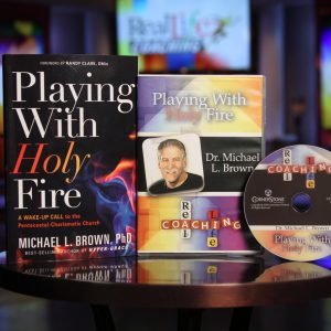 Playing with Holy Fire! DVD & Book Set