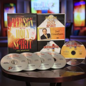 The Person of the Holy Spirit – DVD Plus Audio CD Series