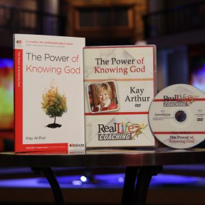 The Power of Knowing God DVD & Book Set