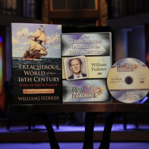 The Treacherous World of the 16th Century & How the Pilgrims Escaped It DVD & Book Set