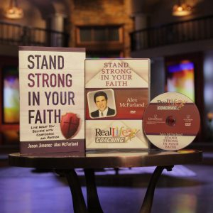 Stand Strong in Your Faith Book & DVD Package