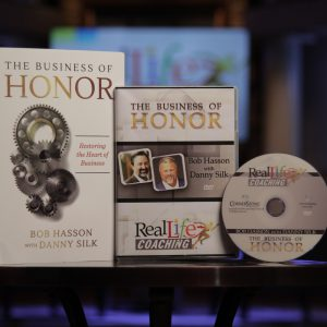 The Business of Honor DVD & Book