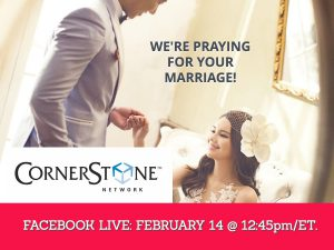 Facebook Live: Praying for your marriage