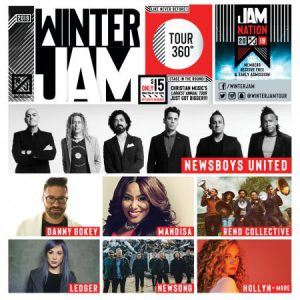 Winter Jam! @ PPG Paints Arena