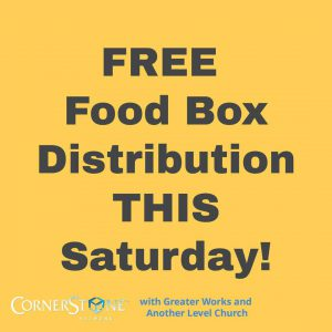 Free Food Box Distribution